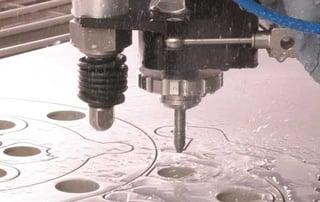 Waterjet Cutting Metal